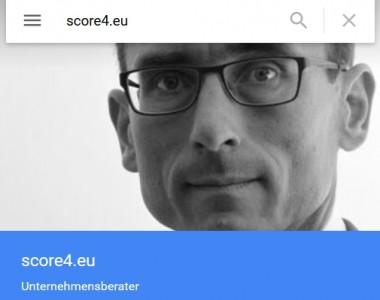 score4.eu auf Google Maps