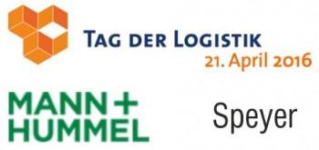 Tag der Logistik 2016 Mann+Hummel Speyer